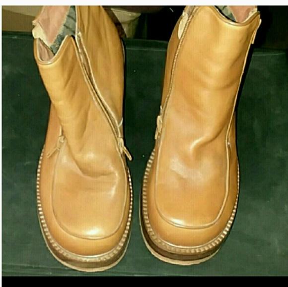 Peerage Platform Shoes Wide Width